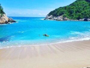 Playa Azul Michoacán