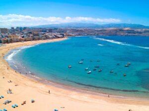 Playa del las Canteras