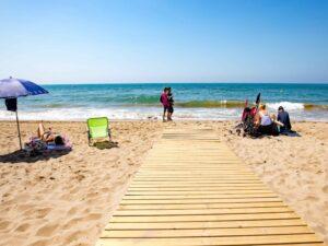 Playa Castelldelf