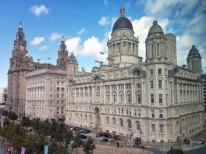 Ciudad de Liverpool