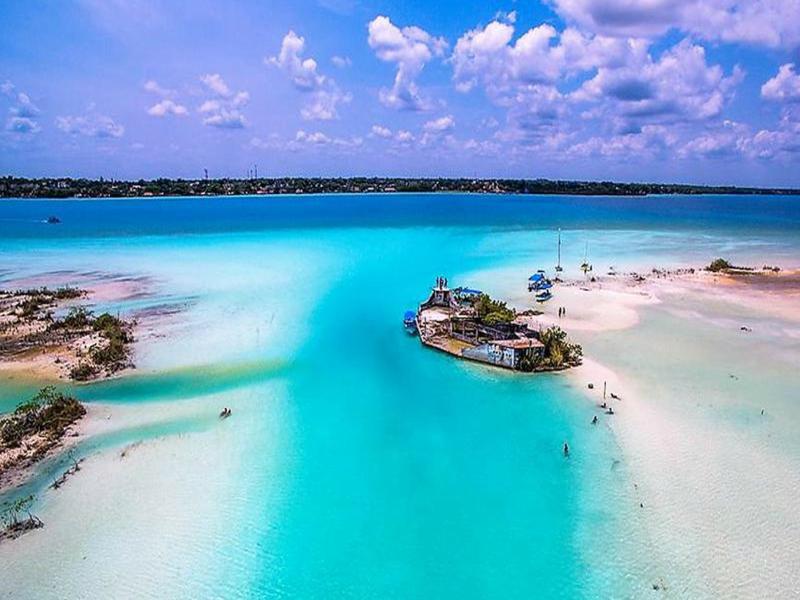 Playa del carmen ubicacion bacalar