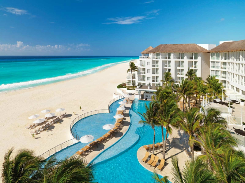 Top 25: Resorts en Playa del Carmen
