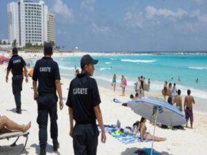 seguridad playa del carmen