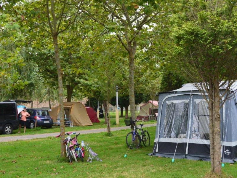 Camping Playa de las Catedrales playa ribadeo