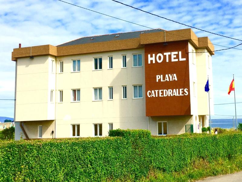 Hotel Playa de las Catedrales Hotel