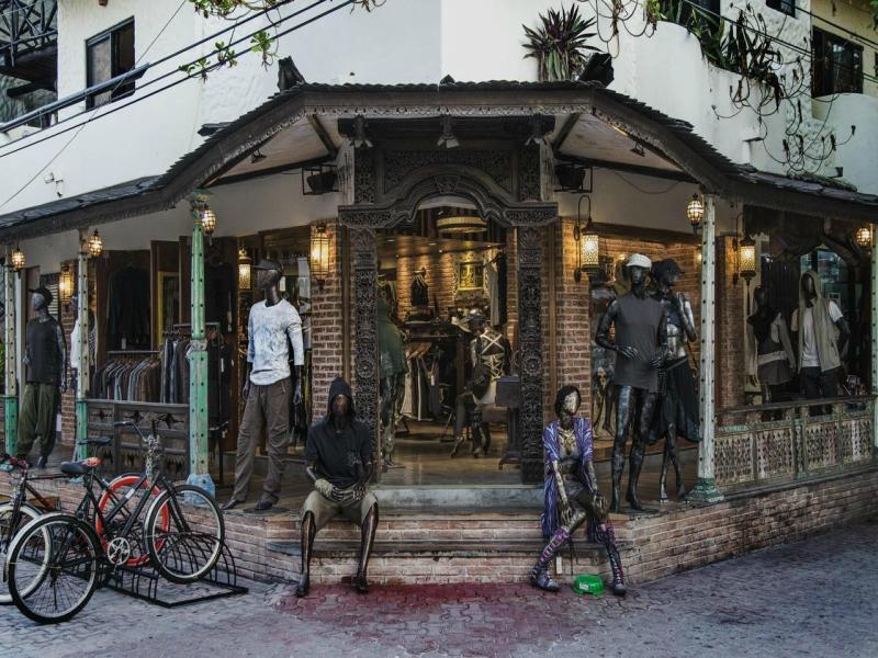 Lugares donde ir de Compras en Quinta Avenida Psylo