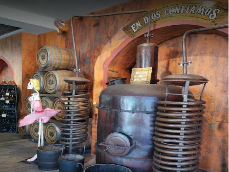Lugares donde ir de Compras en Quinta Avenida tequila factory