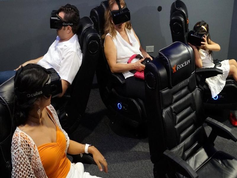 Planetario Playa del Carmen realidad virtual