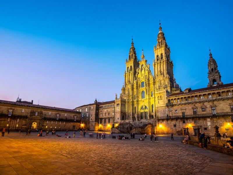 Playa de las Catedrales Cómo llegar Santiago de Compostela