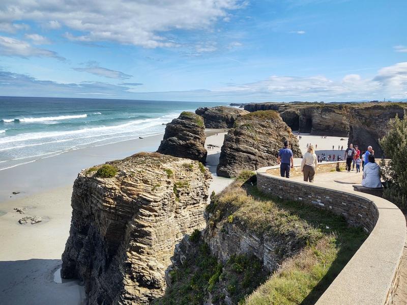 Playa de las Catedrales reserva anular reserva