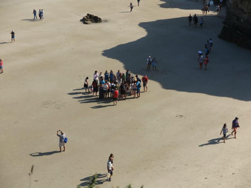 Playa de las Catedrales reserva visita guiada