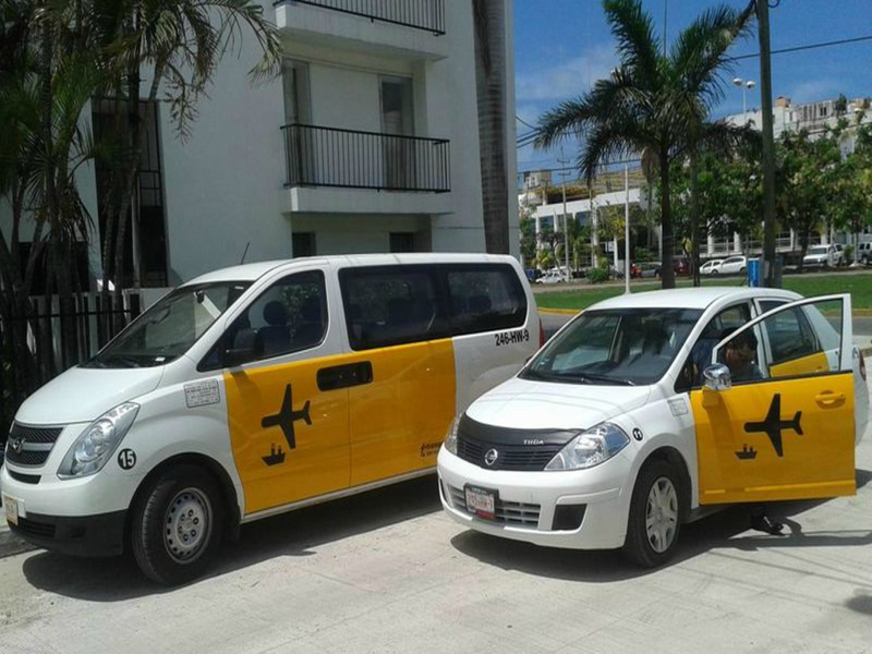 Playa del carmen cancún taxi