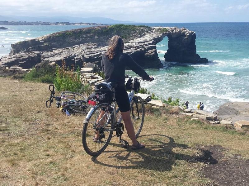 Los 2 mejores paseos en bicicleta Playa de las Catedrales