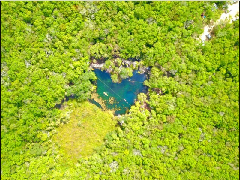 cenotes playa del carmen cenote corazón