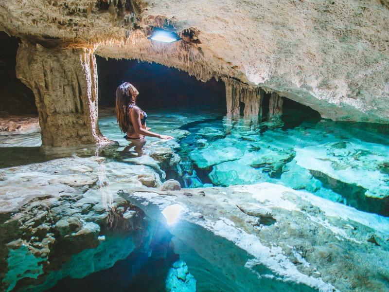 cenotes playa del carmen cenote tak be ha