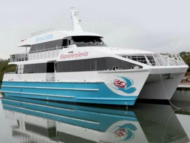 ferry playa del carmen barcos del caribe