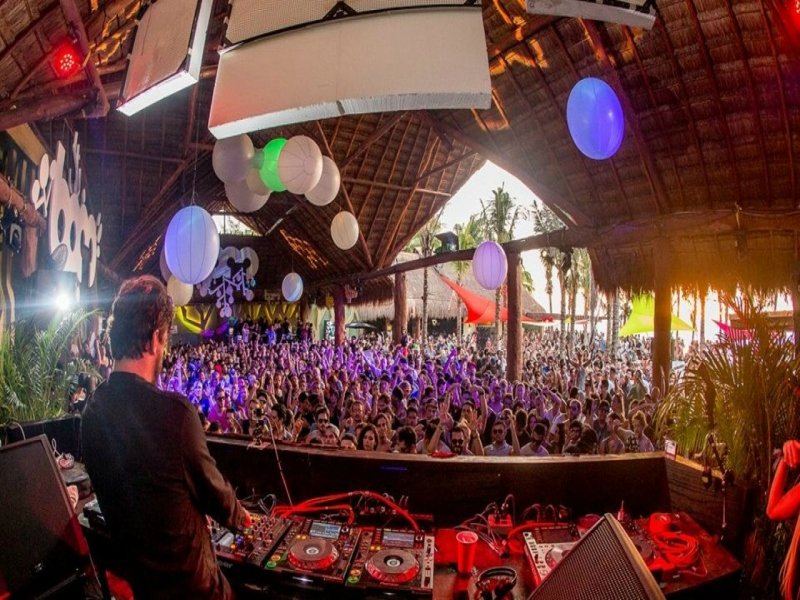 festivales en Playa del Carmen bpm