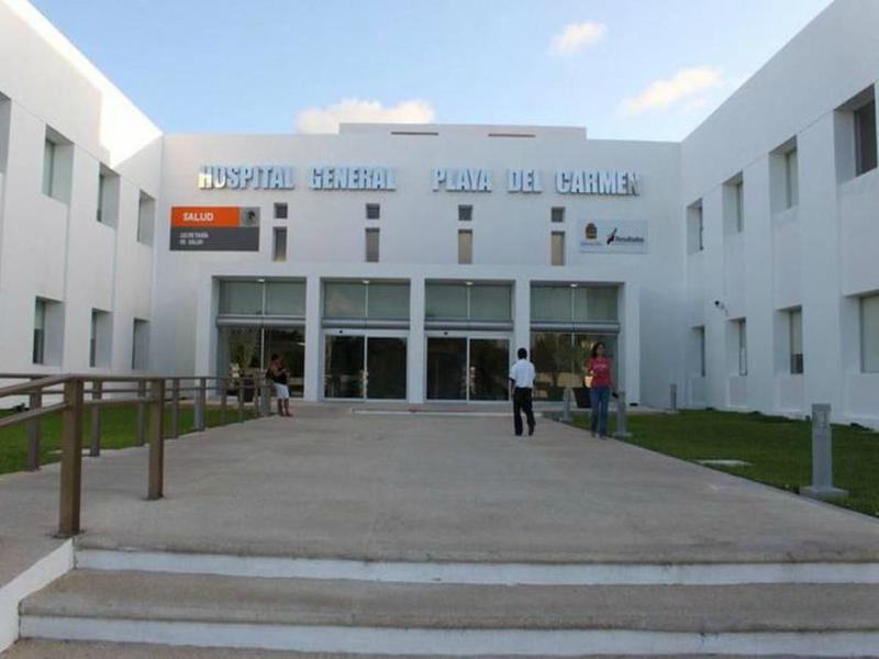 hospital playa del carmen hospital general