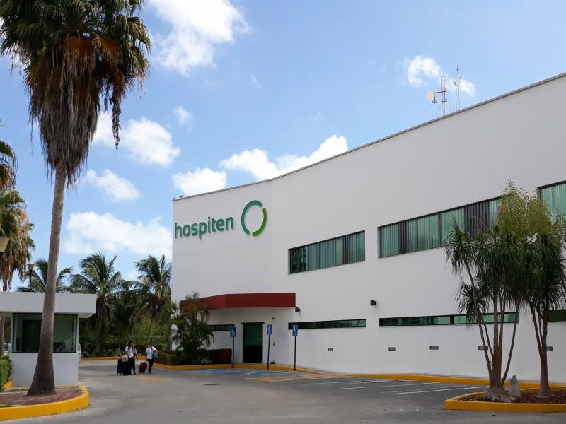 hospital playa del carmen hospiten