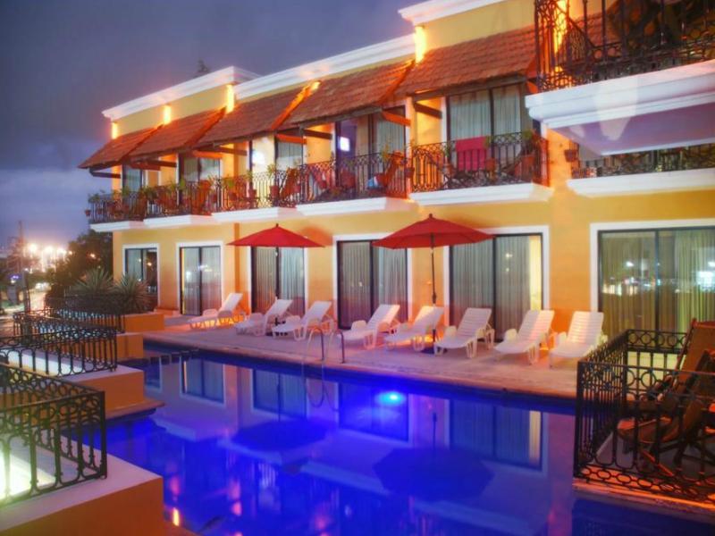 hoteles en Playa del Carmen Caribbean
