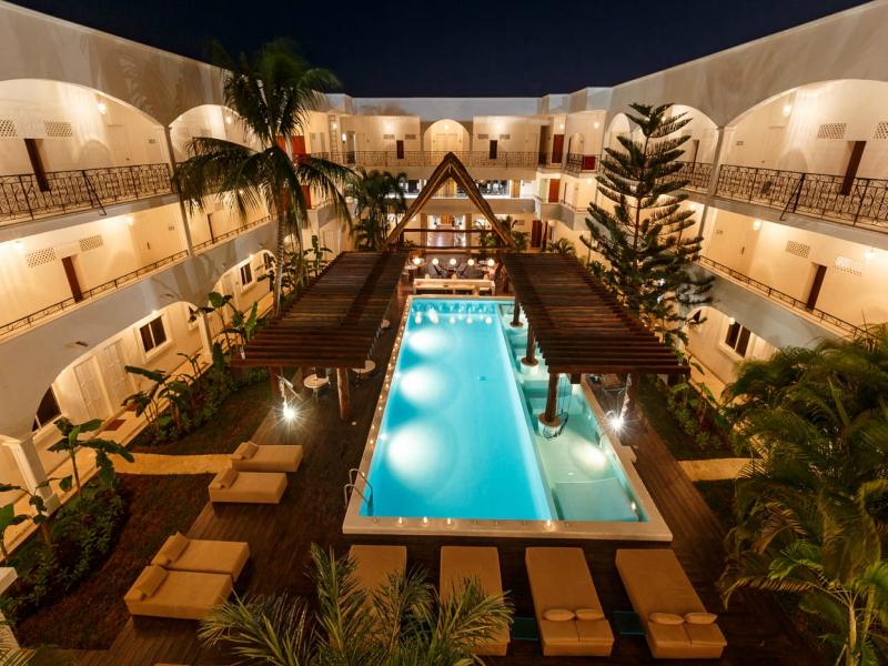 hoteles en Playa del Carmen HM Hotel