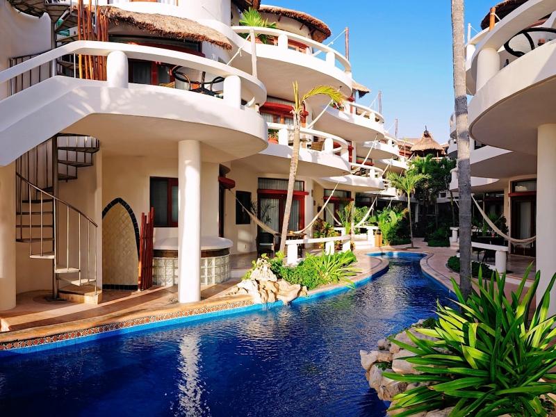 hoteles en Playa del Carmen Playa palms beach