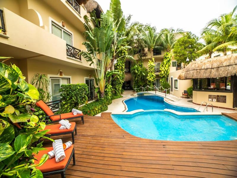 hoteles en Playa del Carmen Riviera del sol