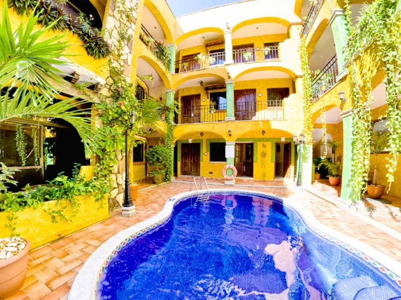 hoteles en Playa del Carmen hacienda del caribe