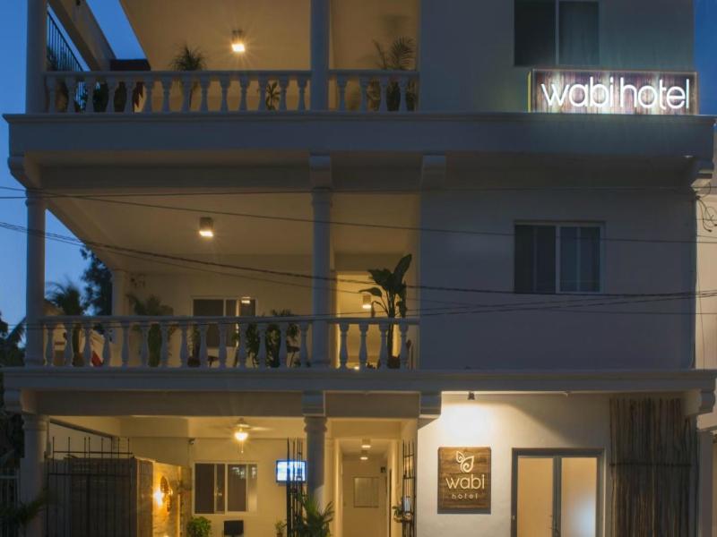 hoteles en Playa del Carmen wabi hotel