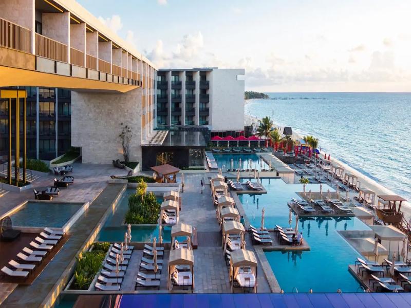 hoteles en playa del carmen hyatt