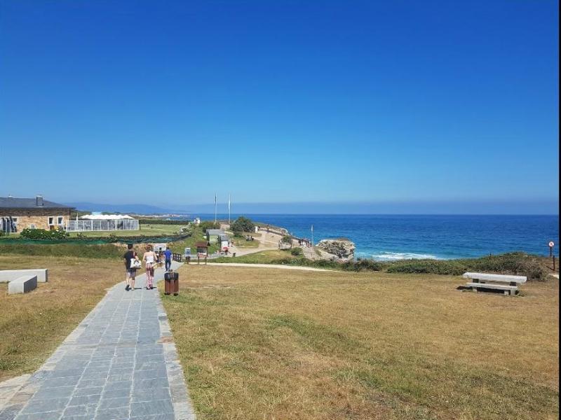 marítimo playa de las catedrales paseo informació