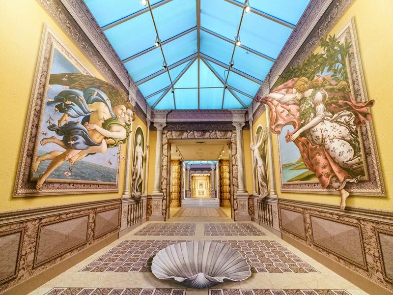 museos en Playa del Carmen museo 3D