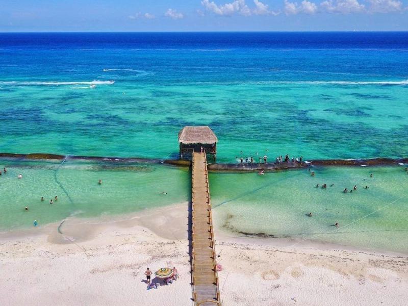 playas en playa del carmen xcalacoco