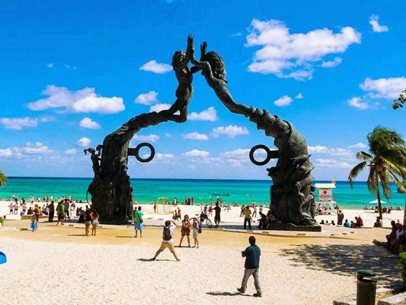 quinta avenida playa del carmen cultura