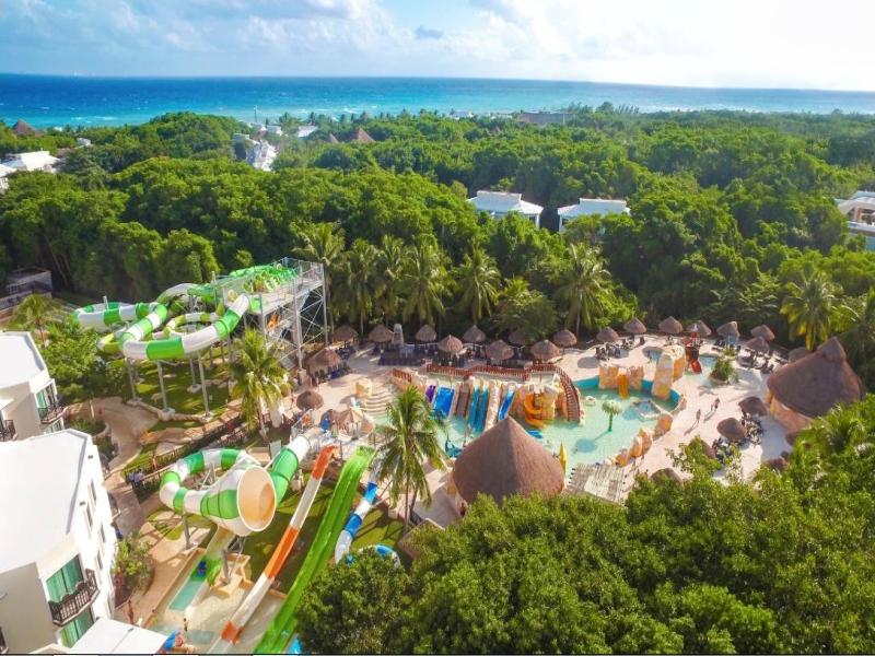 resorts en playa del carmen sandos caracol eco resort