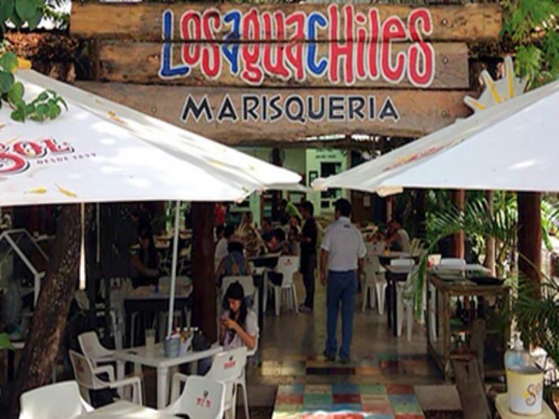 restaurantes en playa del carmen los aguachiles