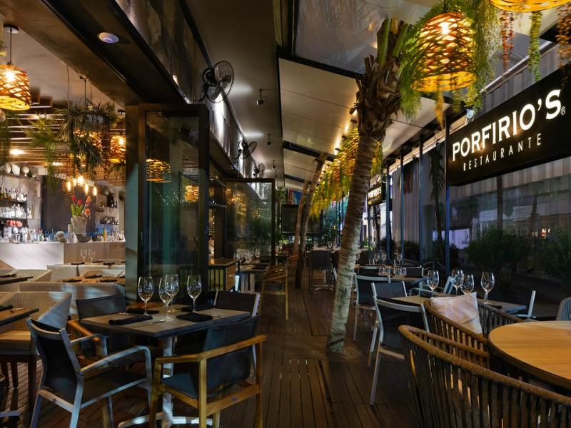 restaurantes en playa del carmen porfirios