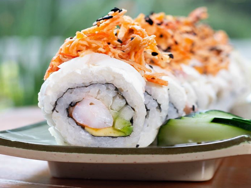restaurantes en playa del carmen sushi-tlan