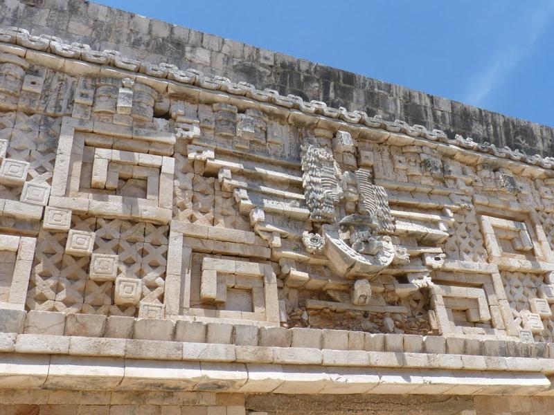 ruinas arqueologicas playa del carmen arquitectura maya
