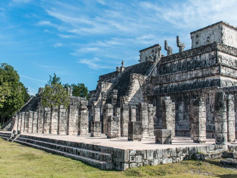 ruinas arqueologicas playa del carmen