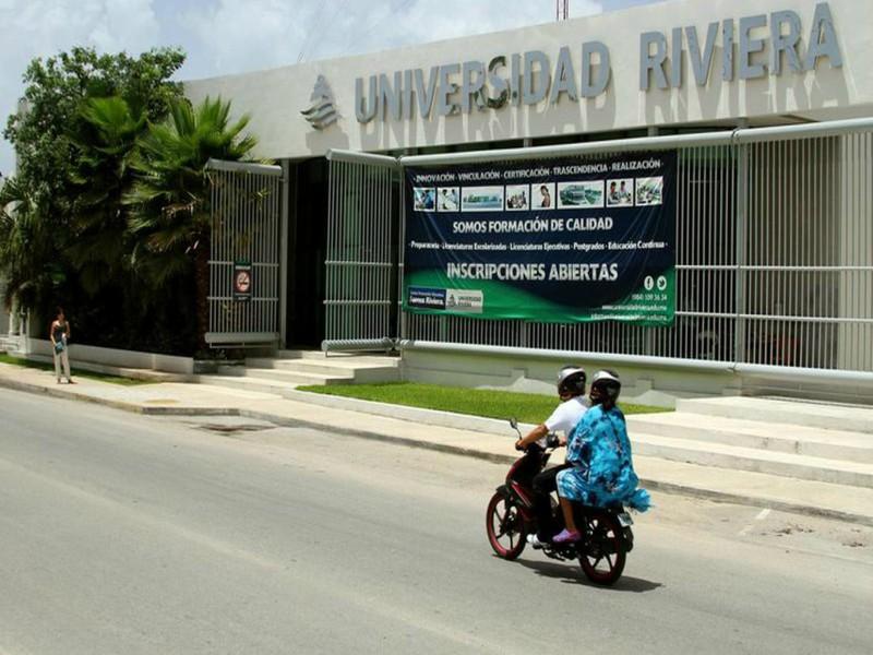 universidades en playa del carmen universidad riviera