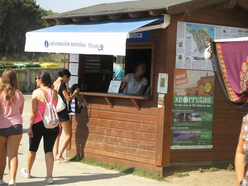 Oficina de turismo playa de las catedrales horarios