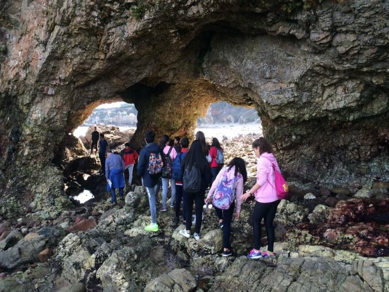 excursión Playa de las Catedrales Xeoruta de os Arcos