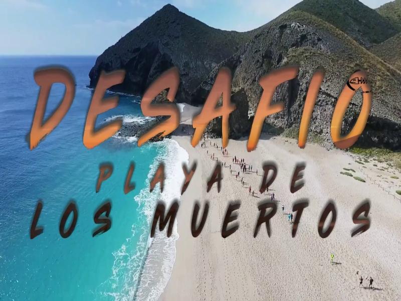 Participa en el increíble desafío playa de los muertos 3