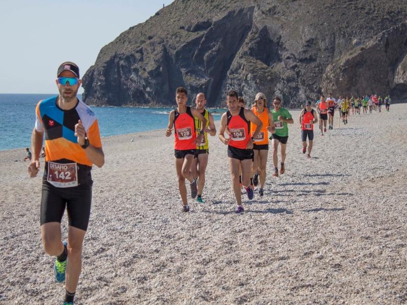 desafio playa de los muertos recorrido