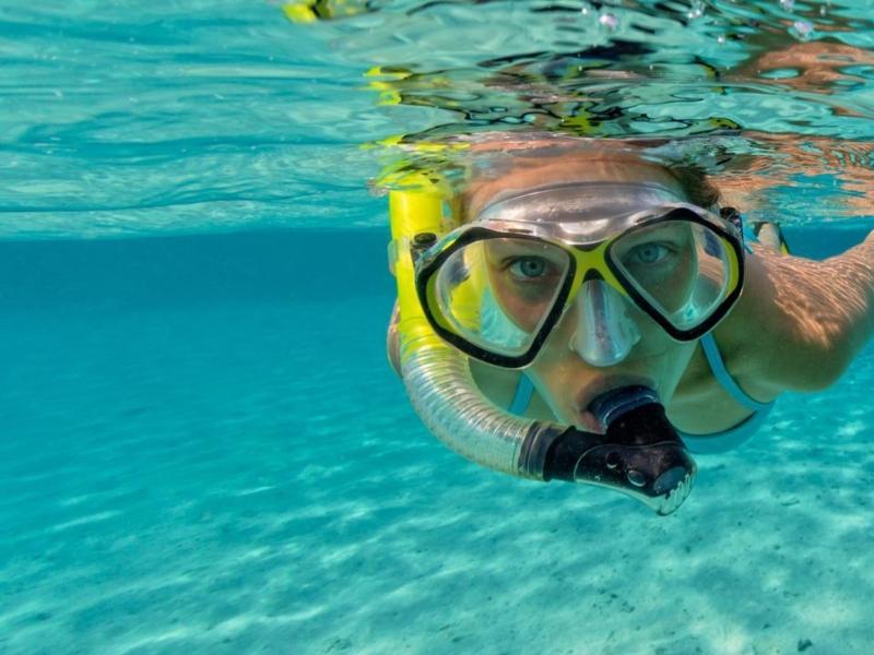 recomendaciones snorkel playa de los muertos